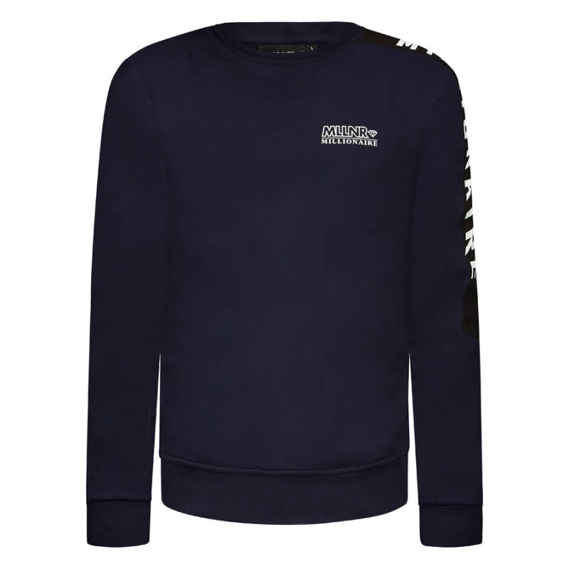 MLLNR - Brian Sweater - Navy