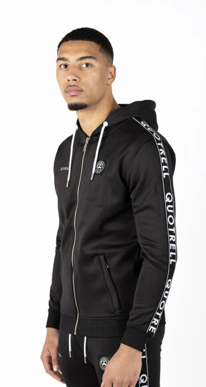 Quotrell - General Jacket - Black