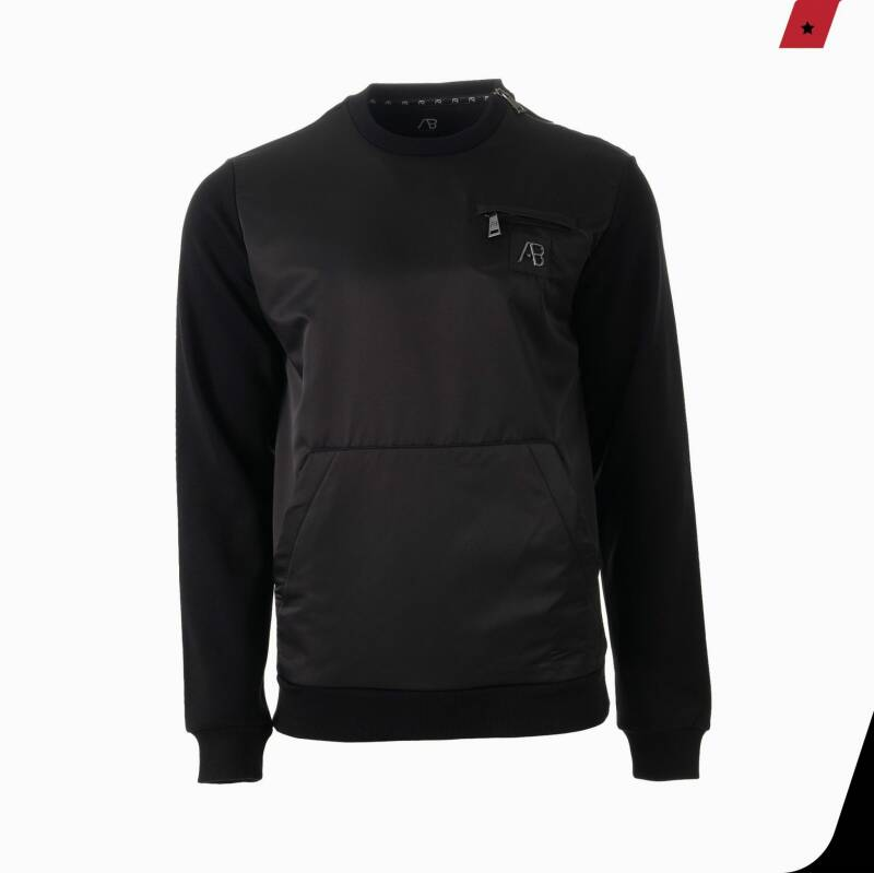 AB Lifestyle - Exclusive Sweater - Black