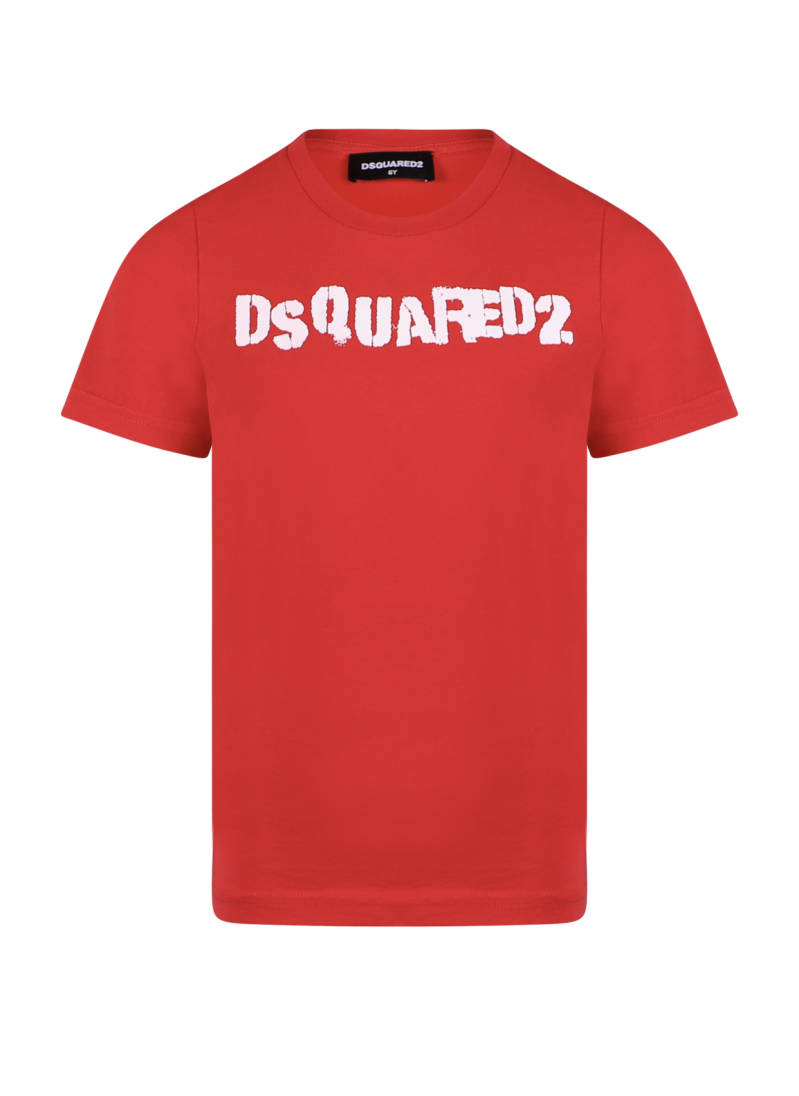 Dsquared2 - T-shirt - Red