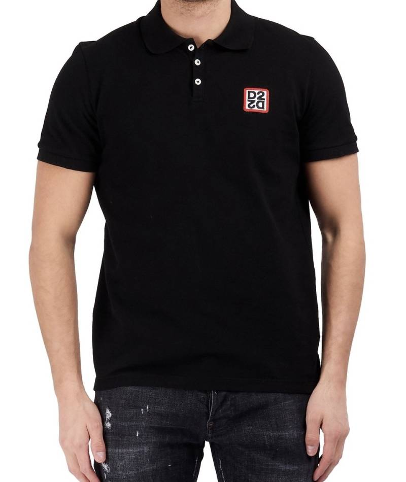 Dsqaured2 - Polo - Black