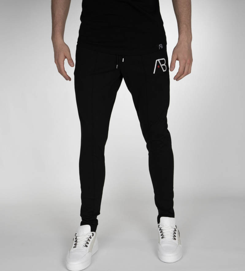 AB Lifestyle - Vintaged Pants - Black