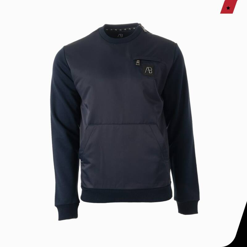 AB Lifestyle - Exclusive Sweater - Navy