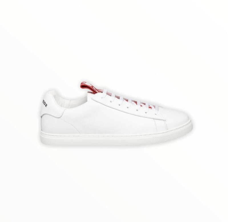 Dsquared2 - Low Sneaker - White