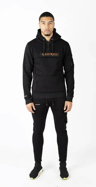 Quotrell - Marshall Set - Black
