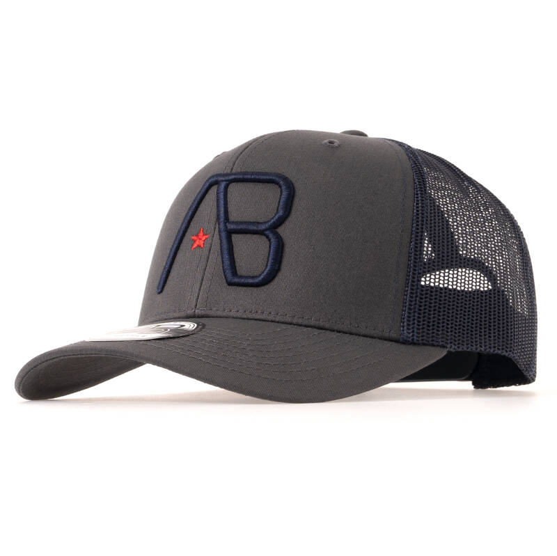 AB Lifestyle - Cap 2tone - Grey/Navy