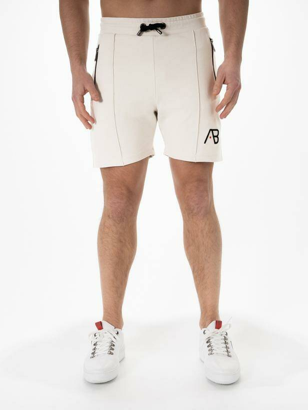 AB Lifestyle - Flag Shorts - Moonbeam