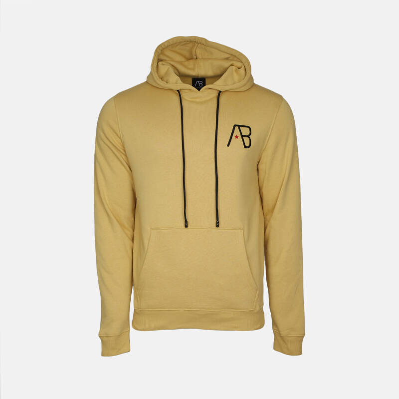 AB Hoodie - The Paint - Gold
