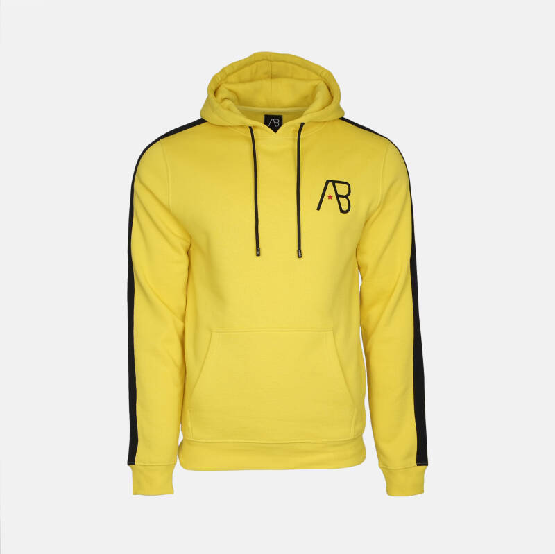 AB Hoodie - The Bronx - Yellow