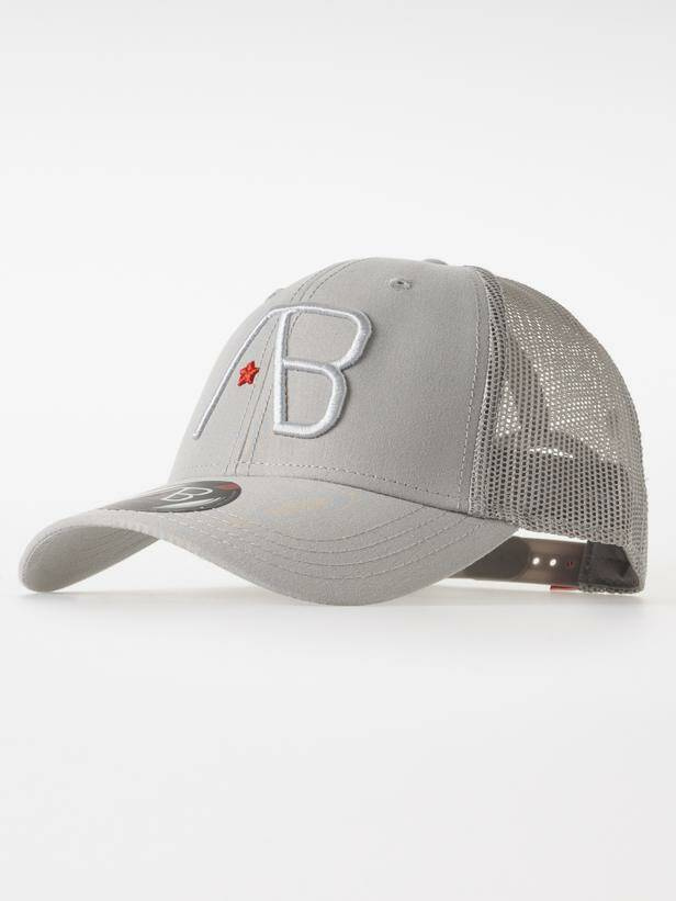 AB Lifestyle - Retro Trucker Cap - Grey