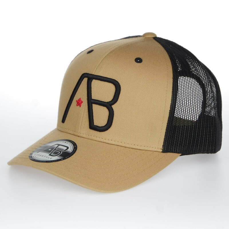 AB Lifestyle - Cap - Gold