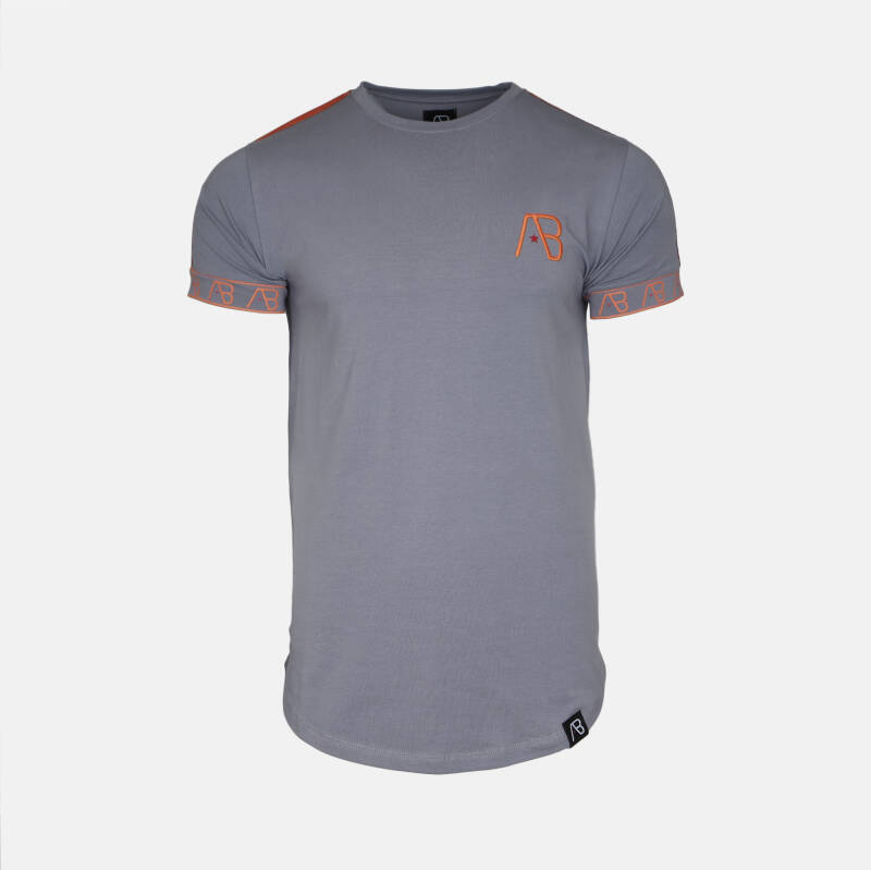 AB Tee - The Bronx - Light Grey