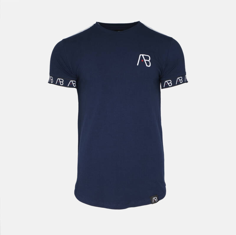 AB Tee - The Bronx - Navy