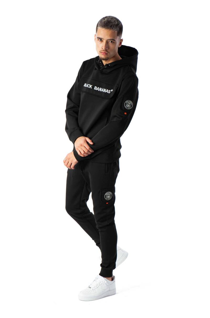 Black Bananas - Protect Hoody - Black