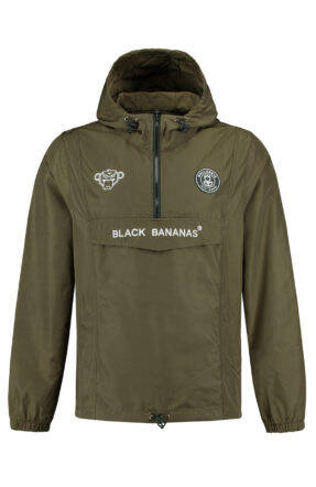 Black Bananas - F.C. Windbreaker - Green