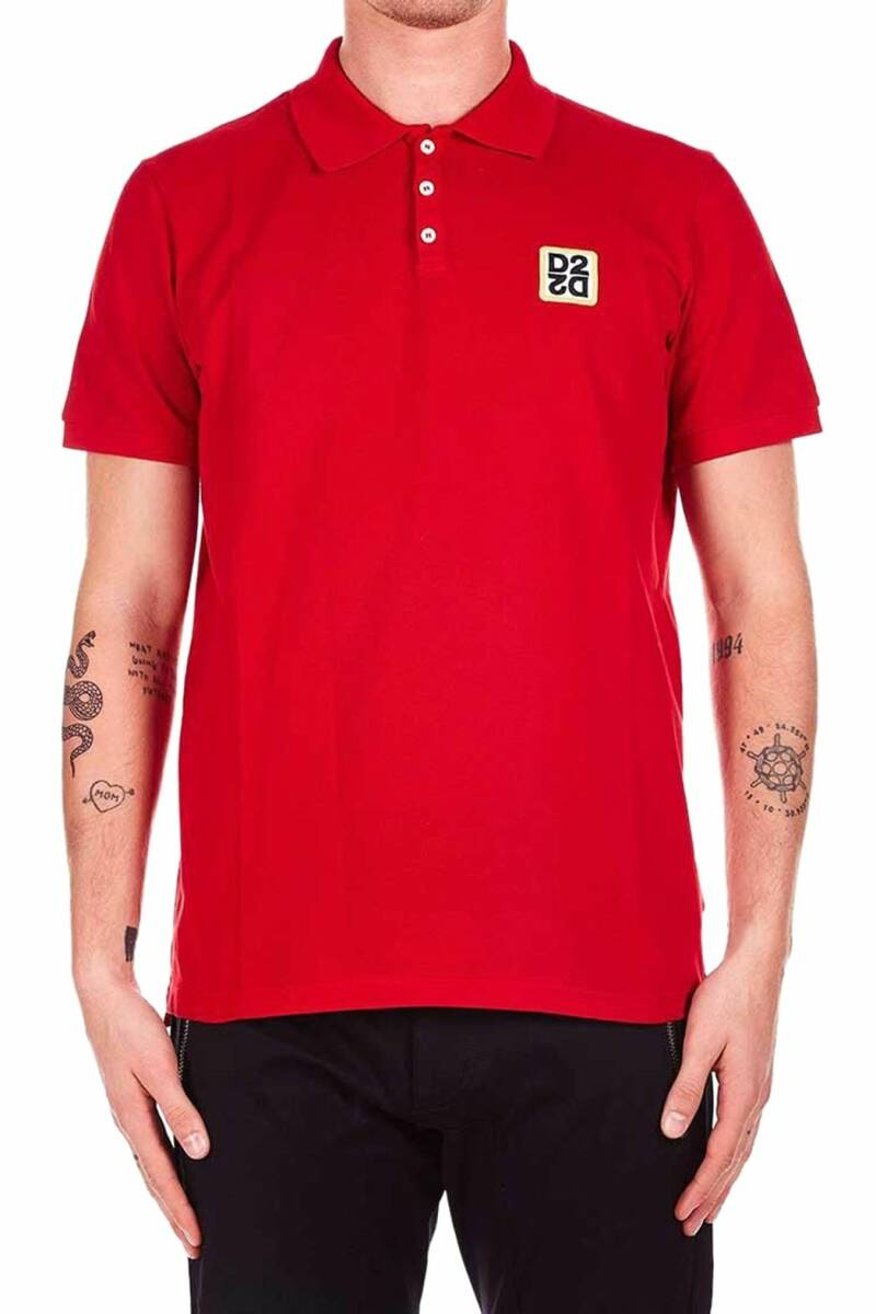 Dsquared2 - Polo - Red