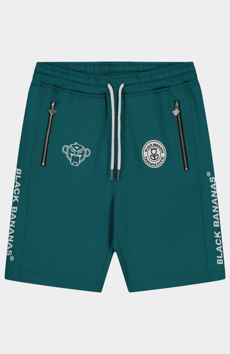 Black Bananas - F.C Short - Green