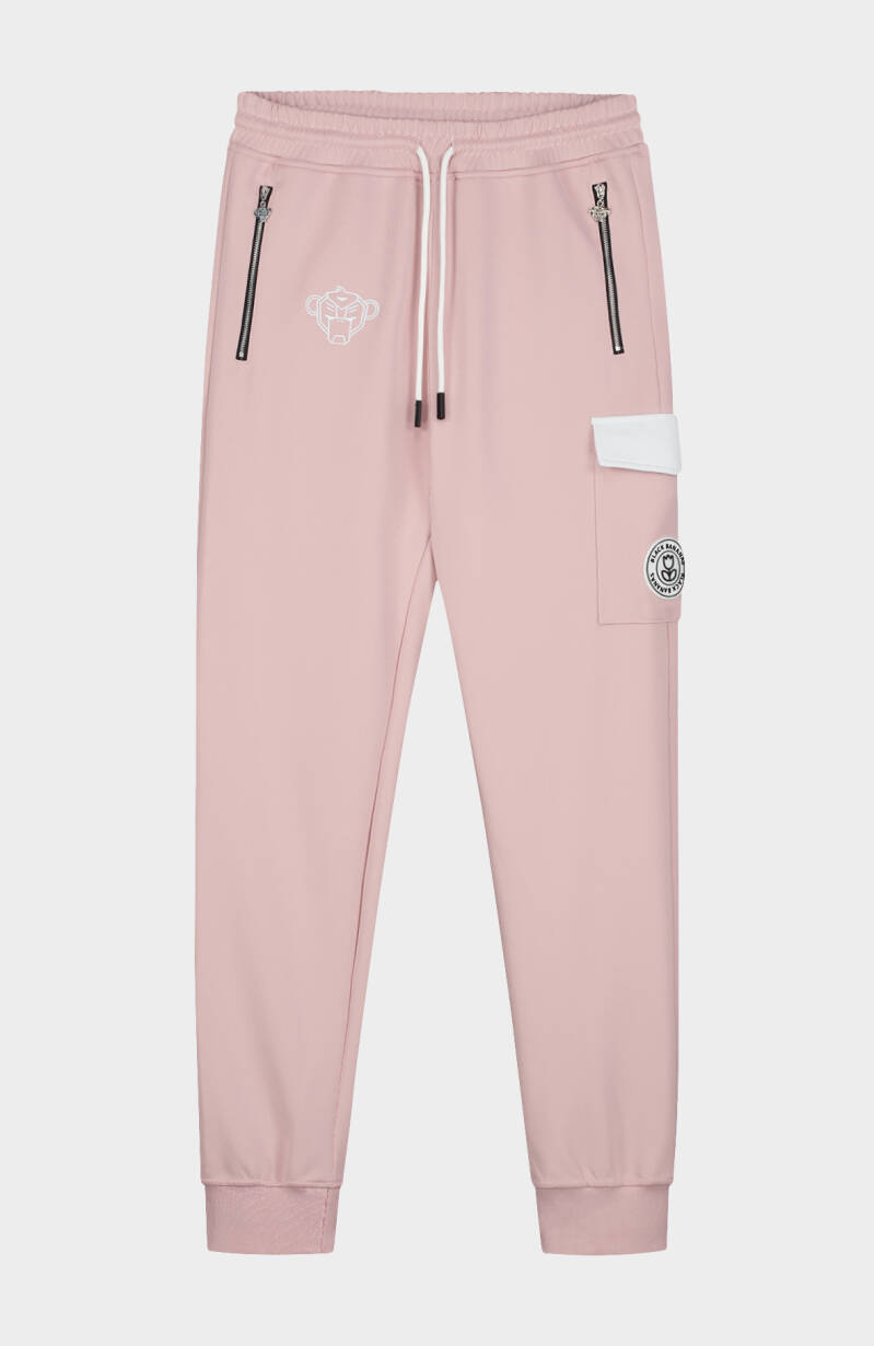 Black Bananas - Command Trackpants - Peach
