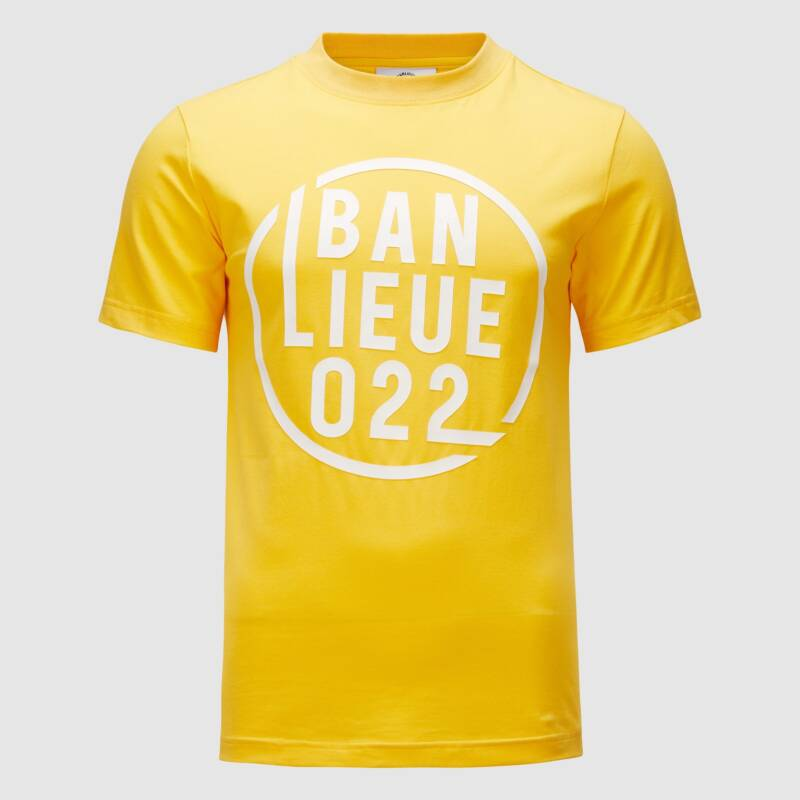 Banlieue - Off Shadow - Yellow/ White