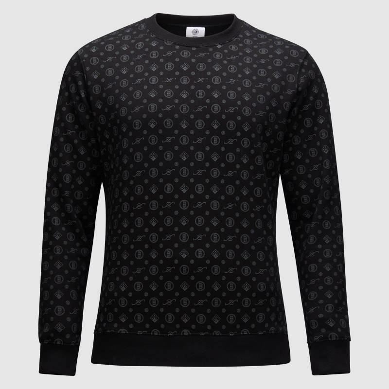 Banlieue - All Over Pattern - Black