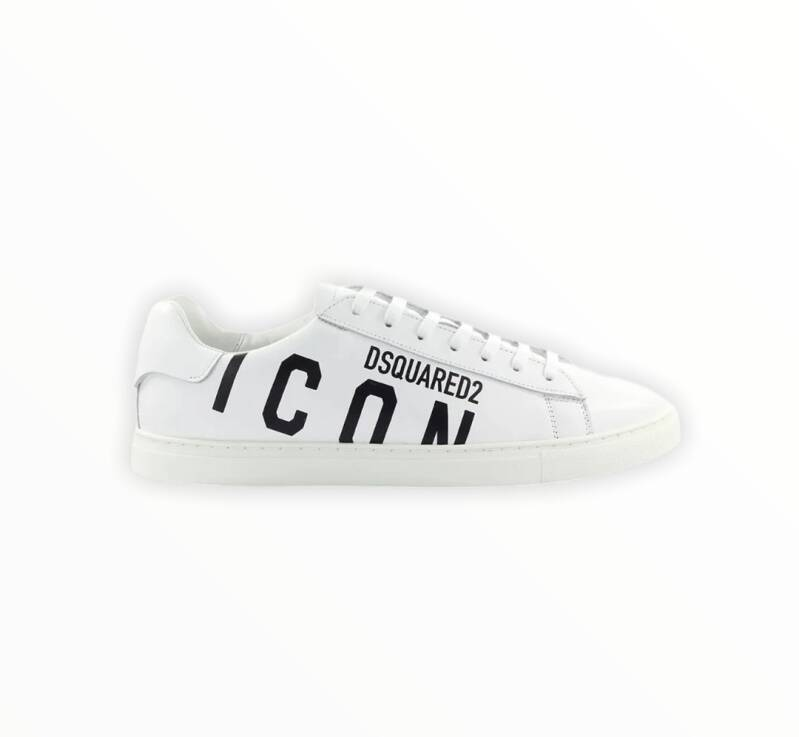Dsquared2 - ICON Sneaker - White