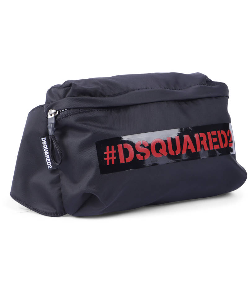Dsquared2 - heuptasje - Black/ Red