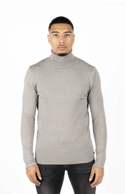 Quotrell - Sweater - Grey