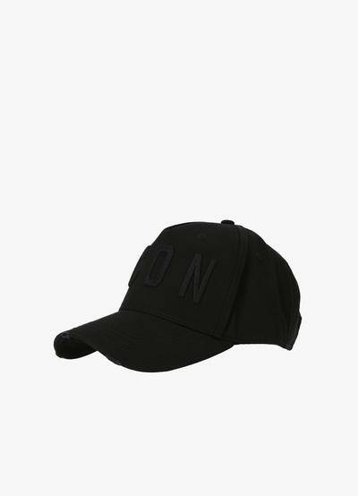 Dsquared2 - Icon Cap - Black