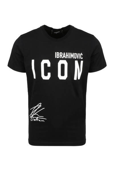 Dsquared2 - Signed Ibrahimovic Icon - Black