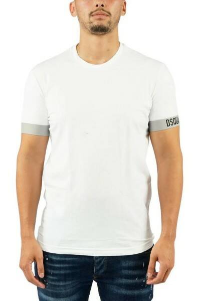 Dsquared2 - Band Tee - White