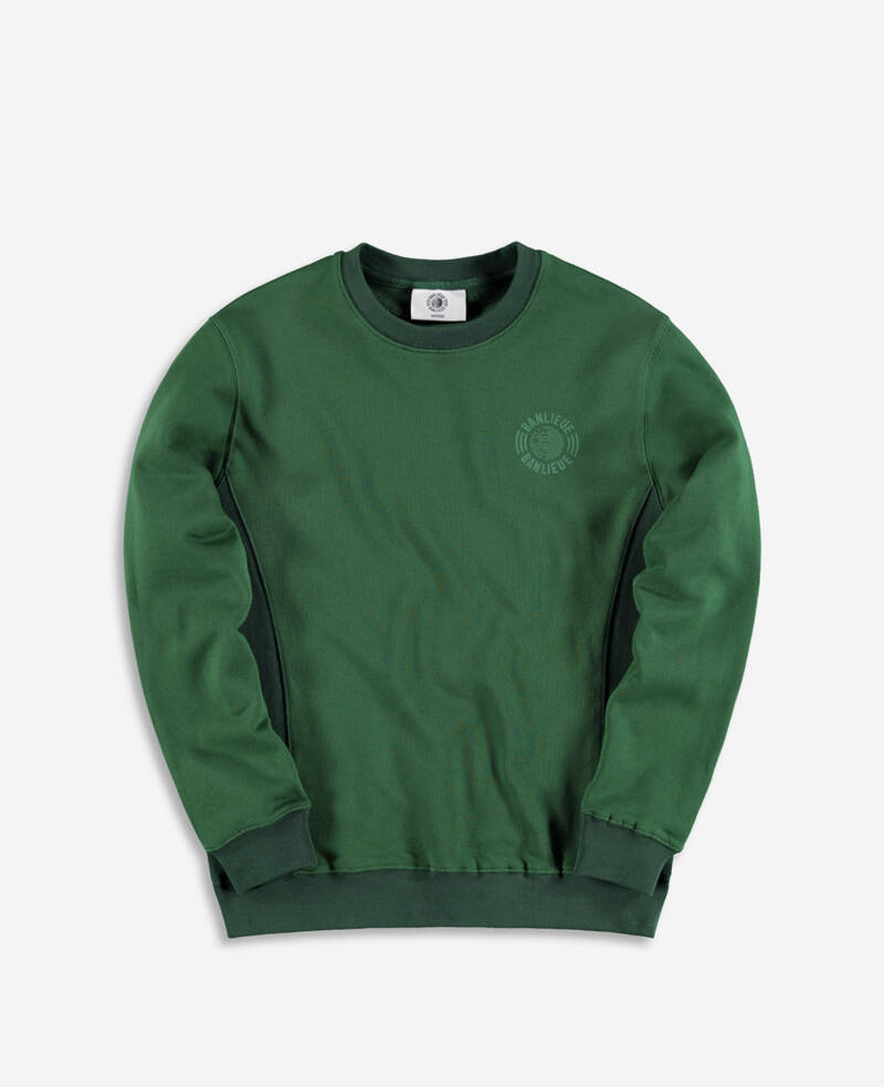 Clan De Banlieue - Sweater - Dark Green