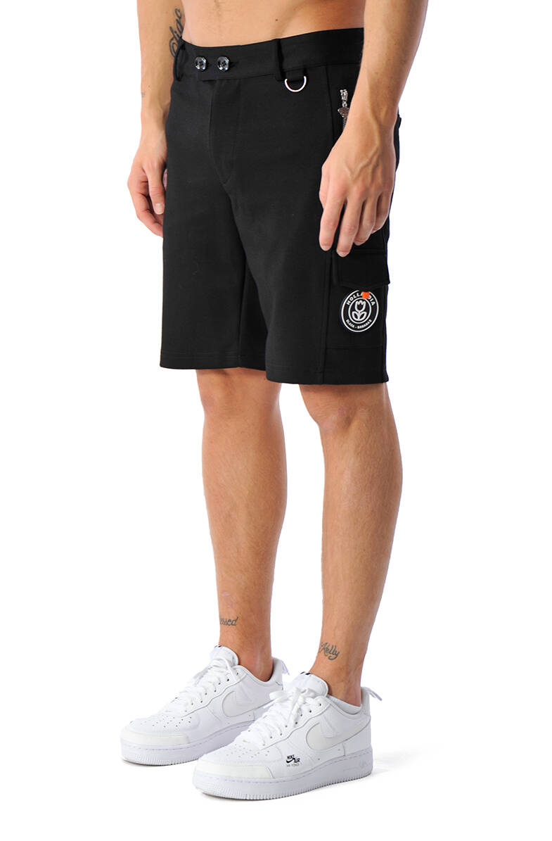 Black Bananas - Pantalon Pocket Short - Black