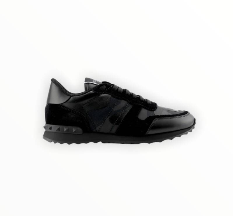 Valentino - Rock Runner - Black