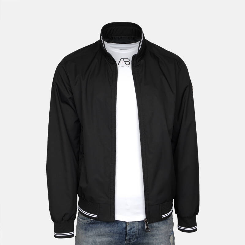 AB Lifestyle - Summer Jacket - Black