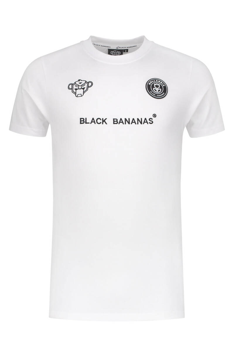 Black Bananas - F.C. Basic Tee - White