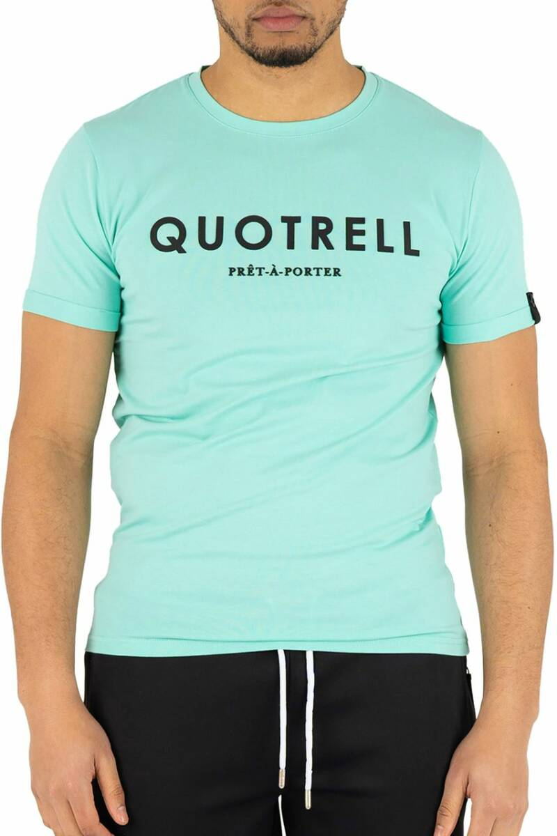 Quotrell - Basic Tee - Mint