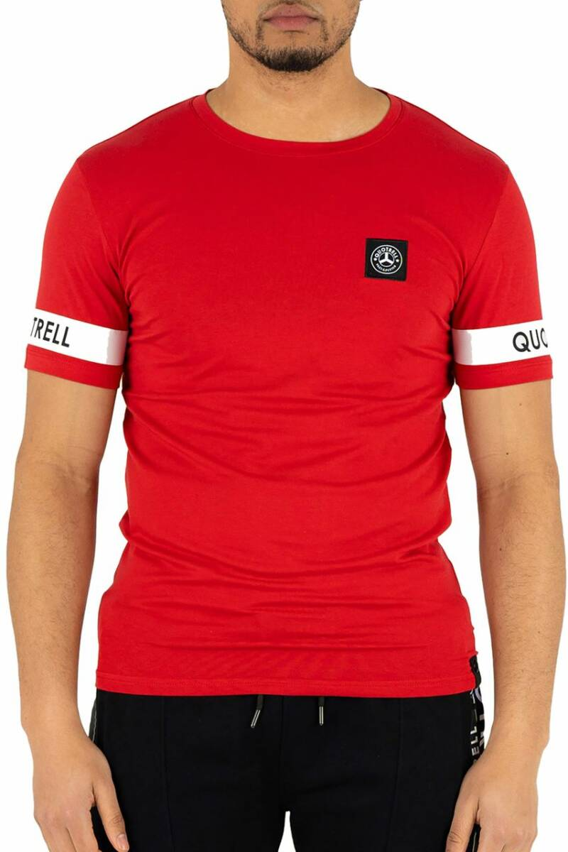 Quotrell - Sergeant Tee - Red