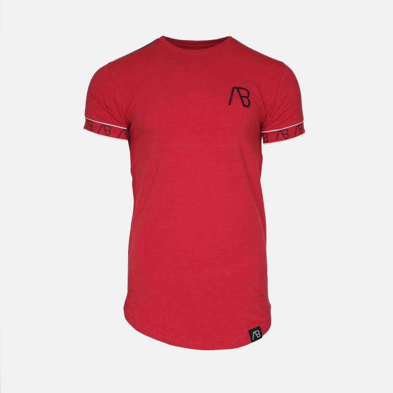 AB Tee - The Bronx - Red