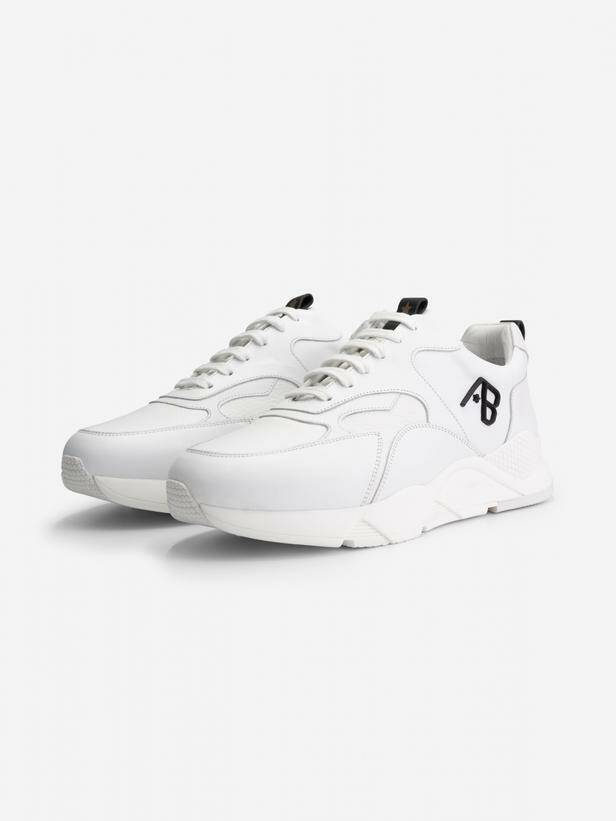 AB Lifestyle - Runners - White