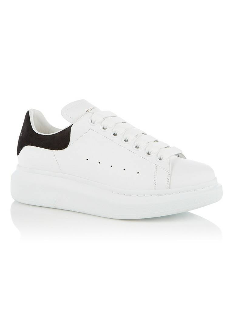 Alexander Mcqueen - Larry XL Outsole - White/ Black