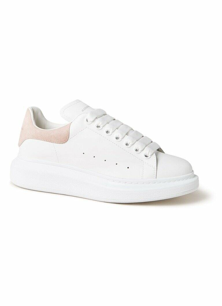 Alexander Mcqueen - Larry XL Outsole - White/ Pink