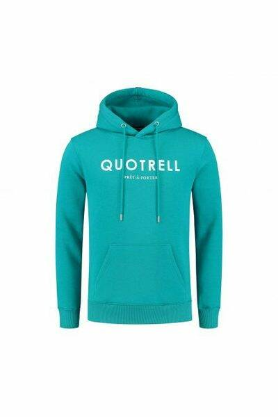 Quotrell - Basic Hoodie - Mint