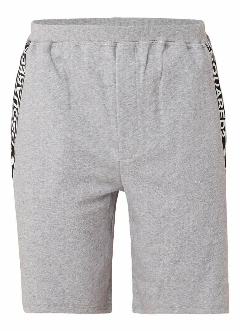 Dsquared2 - Jogging Short Logo Tape - Grey