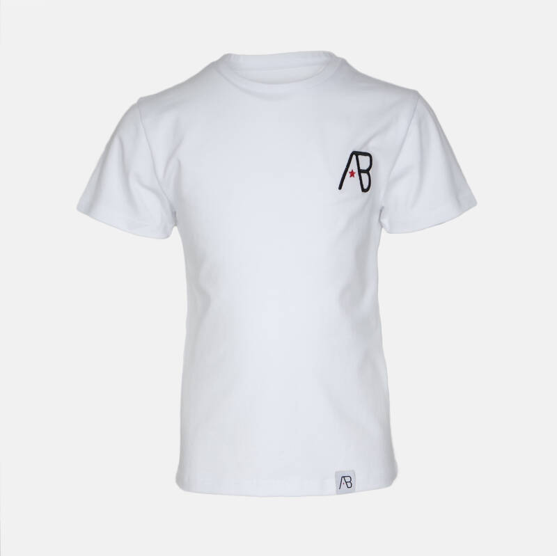 AB Lifestyle - Tee The Paint - White