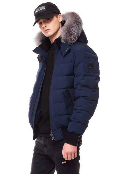 Moose Knuckles - Scotchtown Bomber - Navy