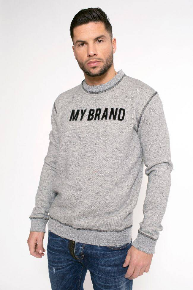 My Brand - Sweater - Grey