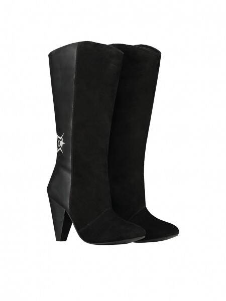 Nikkie By Kate Moss - Disco Deluxe Boot - Black