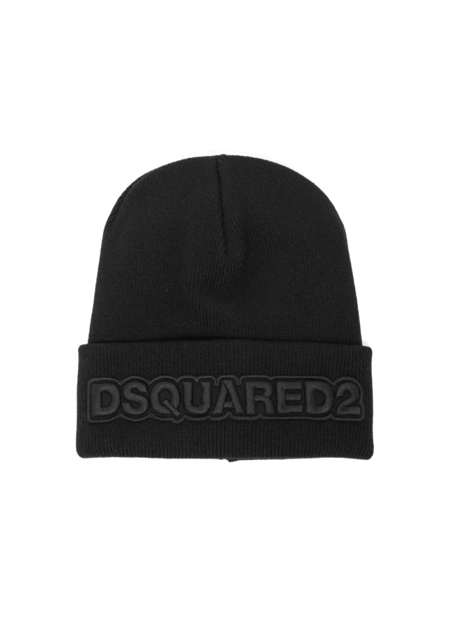 Dsquared2 - Logo Muts - Black