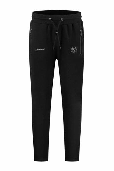 Quotrell - Commodore Pants - Black
