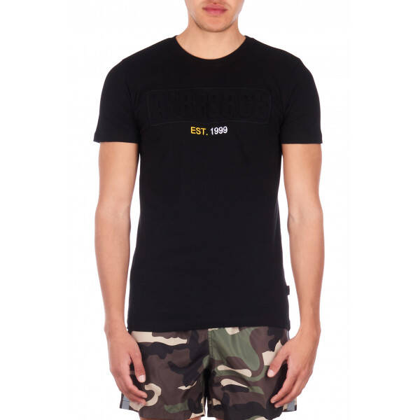 Airfroce - Tee Emboss Airforce EST.1999 - Black